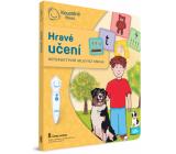 Albi Kúzelné čítanie interaktívne hovoriace kniha Hravé učenie vek 3+
