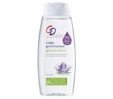 CD Wasserlilie - Vodné lekno čistiaca pleťová voda s kyselinou hyalurónovou a ľahkou sviežou vôňou pre veľmi citlivú pleť 150 ml
