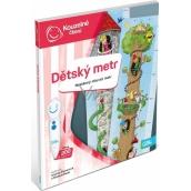 Albi Kúzelné čítanie interaktívne hovoriace kniha Detský meter