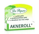 Dr. Popov Akneroll pomocník pri ošetrení akné a ďalších kožných ťažkostí 6 ml