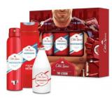 Old Spice White Water Trio dezodorant sprej 150 ml + 2v1 sprchový gél na telo a vlasy 250 ml + voda po holení 100 ml, kozmetická sada pre mužov