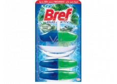 Bref Duo Aktiv Northern Pine Borovica WC gél náhradná náplň 3 x 60 ml