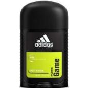 Adidas Pure Game antiperspirant deodorant stick pro muže 51 g