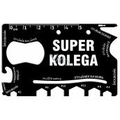 Albi Multináradie do peňaženky Super kolega 8,5 cm x 5,3 cm x 0,2 cm