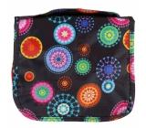 Cestovná závesná kozmetická taška - Arabesky 3352