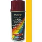 Motip Škoda Akrylový autolak sprej SD 6515 Žlutá pastelová 150 ml