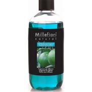 Millefiori Natural Mediterranean Bergamot - Stredomorský bergamot Náplň difuzéra pre vonná steblá 250 ml Mediterranean Bergamot - Stredomorský bergamot