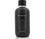Millefiori Milano Natural Nero - Čierna Náplň difuzéra pre vonná steblá 250 ml