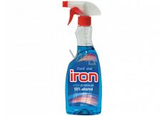 Iron Active Premium čistič skiel s 50% alkoholu rozprašovač 500 ml