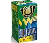 Biolit Aroma Green Tea univerzální odpařovač náhradní náplň 60 nocí bez komárů 46 ml