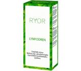 Ryor Lymfodren bylinný čaj nálevové sáčky krabička 20 kusů