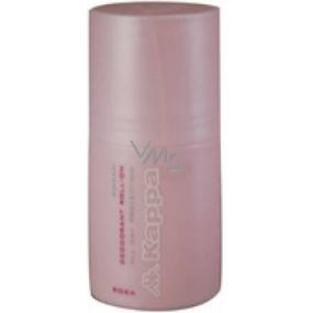 Kappa Rosa Woman kuličkový deodorant roll-on pro ženy 50 ml