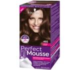 Schwarzkopf Perfect Mousse Permanent Foam Color barva na vlasy 465 Čokoládově hnědý