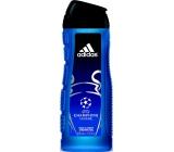 Adidas Champions League sprchový gel na tělo a vlasy 400 ml