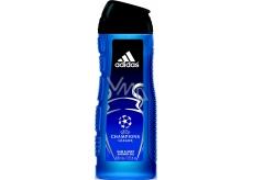 Adidas Champions League sprchový gel na tělo a vlasy pro muže 400 ml