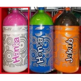Nekupto Fľaša pre zdravé pitie s názvom Hanka 0,5 l 1 kus