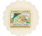 Yankee Candle Christmas Cookie - Sladké pečivo vonný vosk do aromalampy 22 g