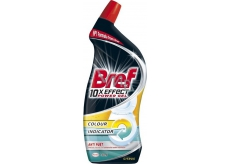 Bref 10x Effect Power Gel Anti Rust Citrus tekutý WC čistič proti rzi 700 ml
