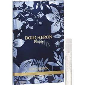 Boucheron Fleurs eparfémovaná voda pre ženy 2 ml violka