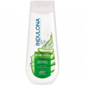 Indulona Aloe Vera telové mlieko pre normálnu typ pokožky 400 ml