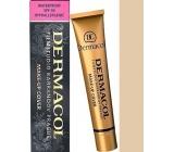Dermacol Cover make-up 209 vodeodolný pre jasnú a zjednotenú pleť 30 g