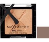 Max Factor Max Effect Mono Eye Shadow očné tiene 03 Metalic Brown 3 g