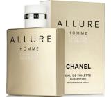 Chanel Allure Homme Édition Blanche Concentrée toaletní voda 100 ml