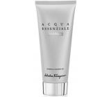 Salvatore Ferragamo Acqua Essenziale Colonia sprchový gel pro muže 100 ml