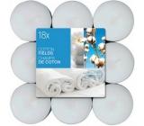 Bolsius Aromatic Cotton Fields - Bavlnené plantáže vonné čajové sviečky 18 kusov, doba horenia 4 hodiny