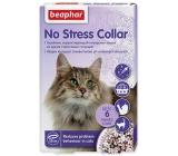 Beaphar No Stress Obojek pro uklidnění, odstranění stresu, úzkosti kočka 35 cm