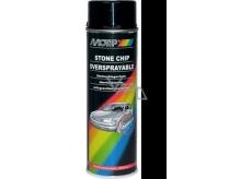 Motip Stone Chip Oversprayable černý ochranný prostředek proti oprýskání 500 ml