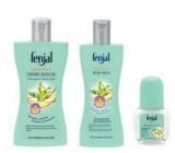 Fenjal Intensive sprchový krém 200 ml + tělové mléko 200 ml + deodorant roll-on 50 ml, kosmetická sada