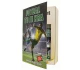 Bohemia Gifts Pre futbalistu Olivový olej sprchový gél 200 ml + šampón na vlasy 200 ml kniha darčeková kazeta