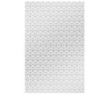 Ditipo Baliaci papier biely so striebornými ornamentami 100 x 70 cm 2 kusy