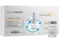 Loreal Professionnel Séria Expert Aminexil Advanced Roll-On program proti padaniu vlas 10 x 6 ml