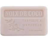 NeoCos Kokos prírodné, bio, z Provence, Marseillské mydlo s bambuckým maslom 125 g