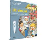 Albi Kúzelné čítanie interaktívne hovoriace kniha Už viem ako vek 6+