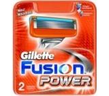 Gillette Fusion Power náhradní hlavice 2 ks