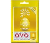 Ovo Žltá prášková farba 1 vrecko (5 g) = 10 - 15 vajec