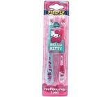 Hello Kitty Zubní kartáček pro děti 2 kusy
