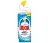 Duck 5v1 Marine Wc tekutý čistič s morskou vôňou 750 ml