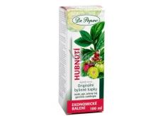 Dr. Popov Chudnutie originálne bylinné kvapky podporujú vylučovanie vody, normálny metabolizmus tukov, obmedzenie chuti k jedlu 100 ml