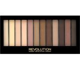 Makeup Revolution Redemption Palette Essential Mattes 2 paletka očných tieňov 14 g