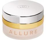 Chanel Allure tělový krém pro ženy 200 g