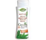 Bion Cosmetics Cannabis čistiace odličovacie pleťové mlieko 255 ml