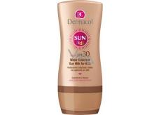 Dermacol Sun Kids SPF30 vodeodolné mlieko na opaľovanie pre deti 200 ml