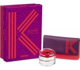 Kenzo Flower In The Air toaletná voda pre ženy 50 ml + kozmetická taštička, darčeková sada
