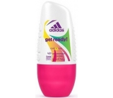 Adidas Get Ready! for Her Cool & Care 48h kuličkový antiperspirant deodorant roll-on pro ženy 50 ml