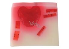 Bomb Cosmetics Bláznivý amor - Crazy Cupid Prírodné glycerínové mydlo 100 g
