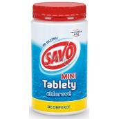 Savo Mini Chlórové tablety do bazéna - dezinfekcia 900 g